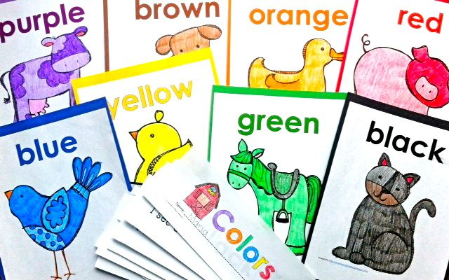 kinesthetic auditory learning fun with color words
