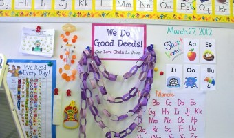Writing About our Good Deeds