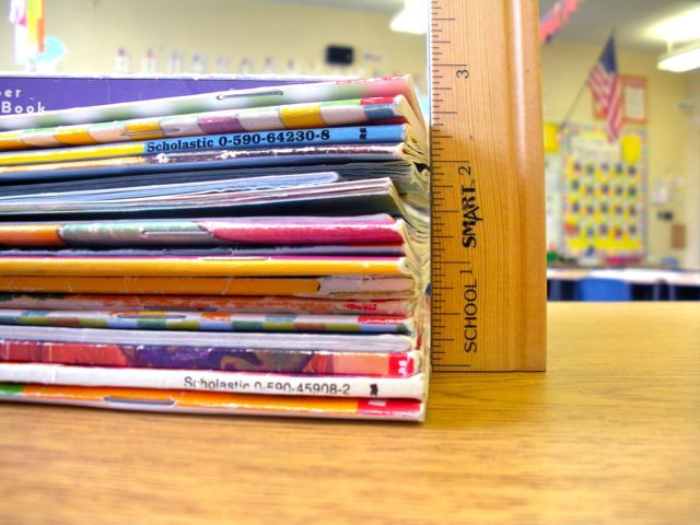 how to stock up on books for your classroom library without going broke