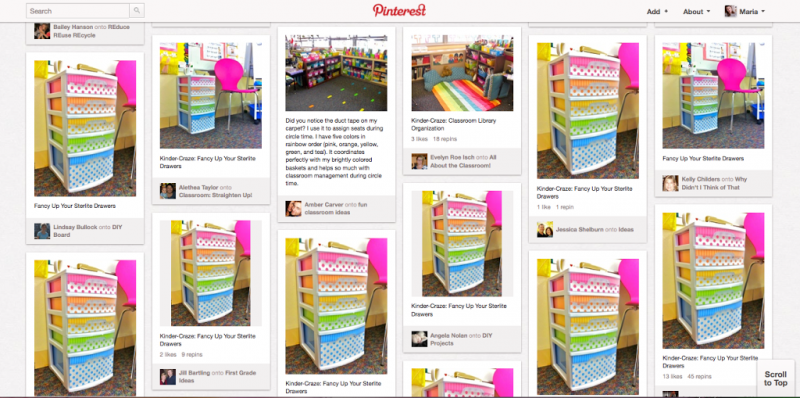 Fancy-Up-Your-Sterlite-Drawers-on-Pinterest