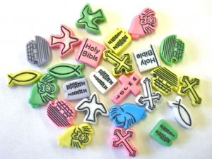 cute religious beads for kindergarten rosary