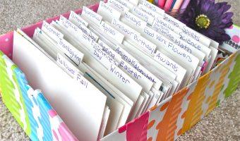 Stickers Organized!