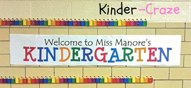 Photo-of-Welcome-to-Kindergarten-Banner