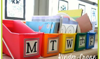 A Freebie For Classroom Organization