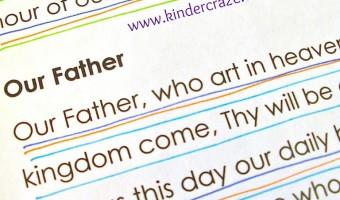 Prayer Assessment (& Freebie)