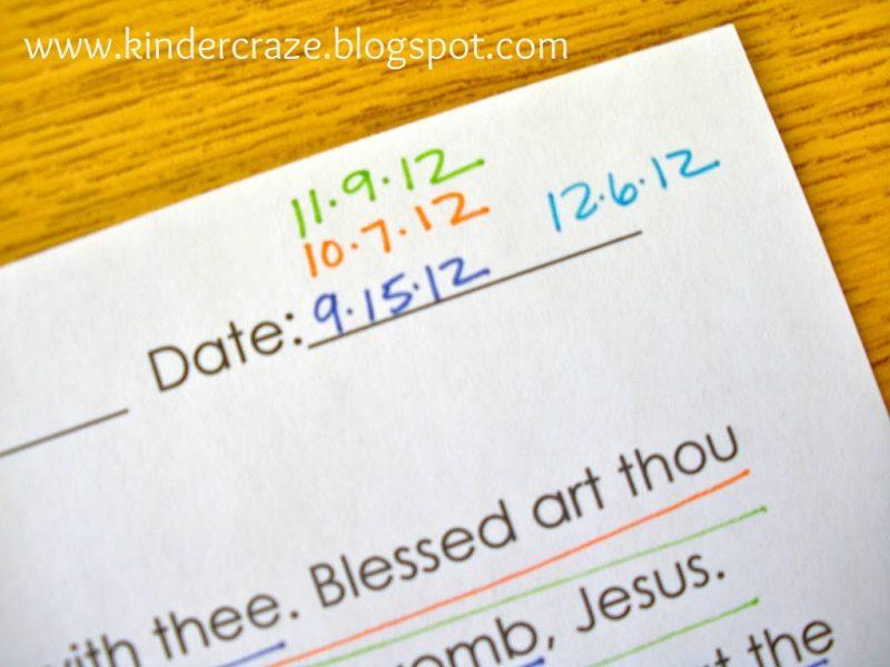 prayer assessment u0026 freebie