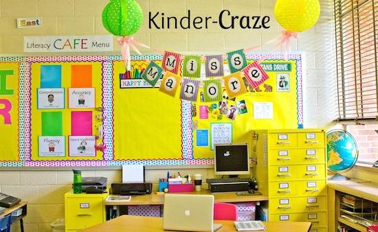 Preschool Classroom Name Ideas ~ Step into my classroom