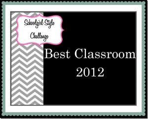 please vote for my classroom!