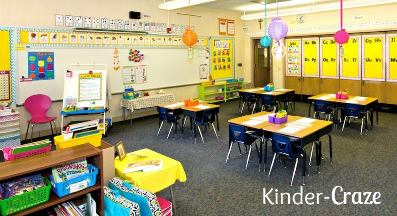 Classroom Environment Design Theory : Best classroom of