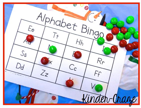 M-amp-M-bingo