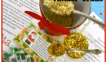More Christmas Ideas and a Freebie