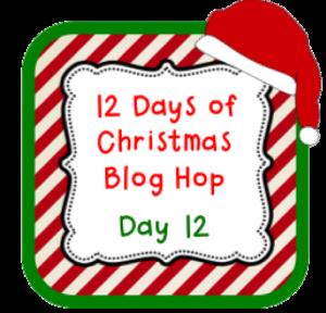 12 Days of Christmas Blog hop - day 12!