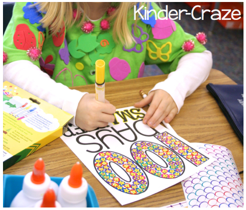 100th Day of School Ideas For Kindergarten 100th-day-of-school-shirt