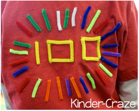 100th-day-of-school-t-shirt-made-with-pipe-cleaner-kinder-craze
