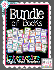 Bundle of Books... 46 (and counting) emergent readers for $25