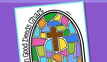 Sharing Lenten Love with Good Deeds