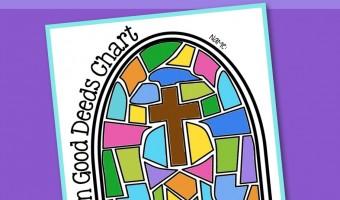 Sharing Lenten Love with Good Deeds