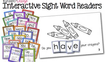 Interactive Fun for Preschool and Kindergarten