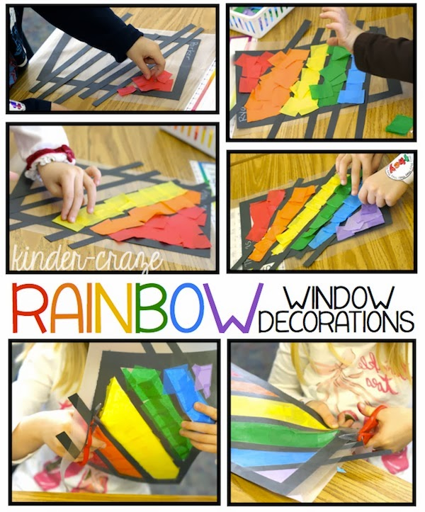 rainbow-window-decorations