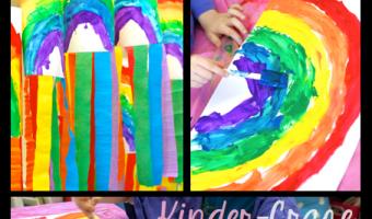 Rainbow Wind Socks Revisited