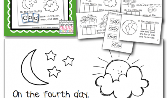 Discover God's Creation for Earth Day {Freebie}