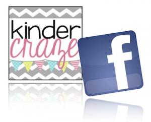 Like Kinder-Craze on Facebook for exclusive FREEBIES!