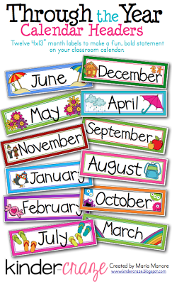 Through-the-year-calendar-headers-FREE-from-Kinder-Craze