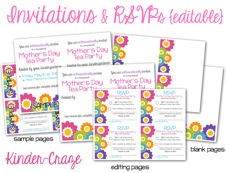 invitations-and-RSVP-cards-for-mothers-day-tea-party-editable-and-printable