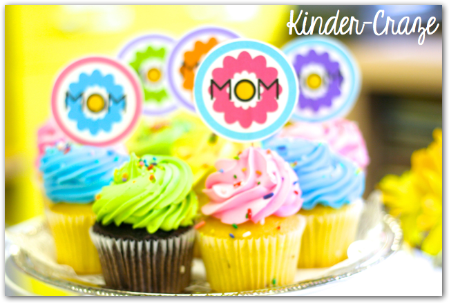 mothers-day-tea-party-bright-floral-cupcake-toppers-