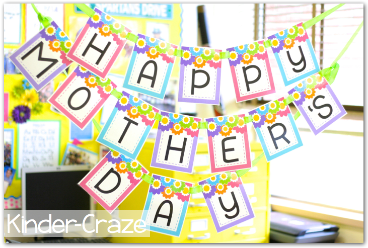 mothers-day-tea-party-pennant-banner-kinder-craze-garden
