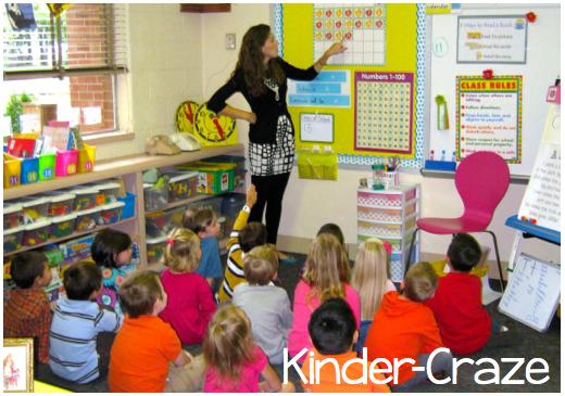 teachers aren't the only ones that can run a classroom calendar