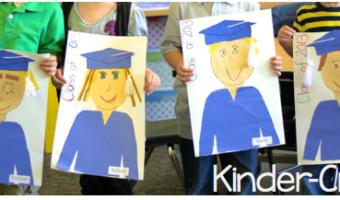 Graduation Fun for the End of Kindergarten