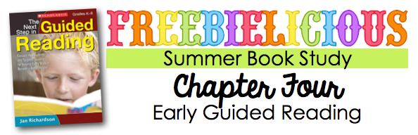 Summer Book Study chapter 4