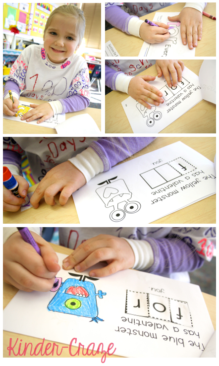 Interactive-Sight-Word-Reader-with-valentine-monsters-from-Kinder-Craze