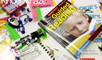Guided Reading Book Study {Chapter 4}