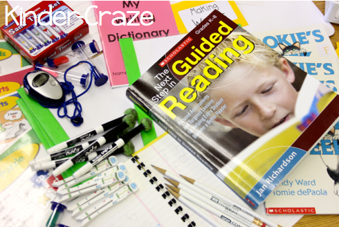 The Next Step in Guided Reading book study