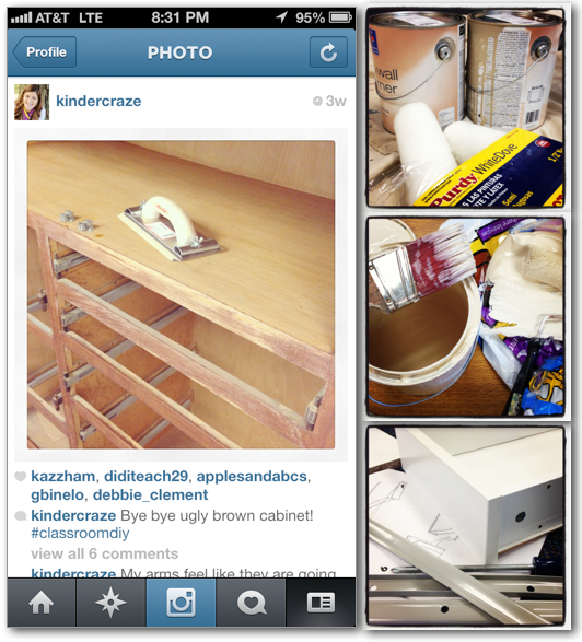 classroom setup instagram photos