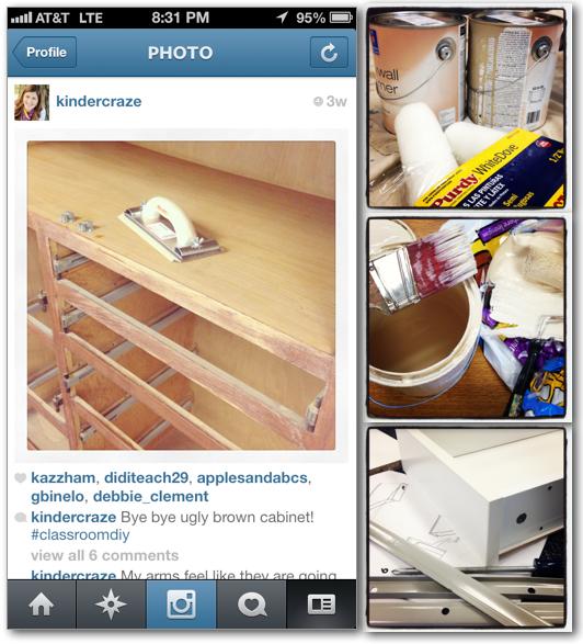 classroom setup instagram photos