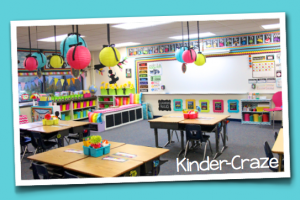beautiful kindergarten classroom
