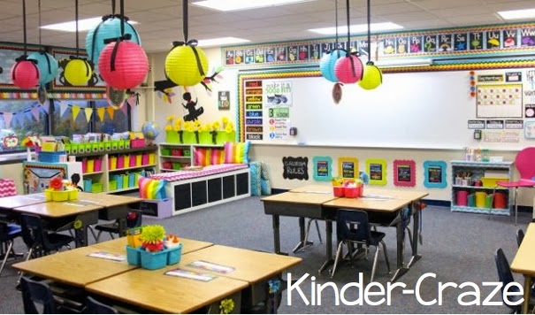 Classroom Welcome Design ~ Classroom reveal at last