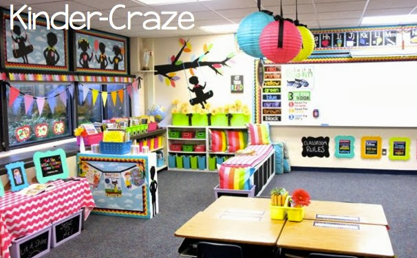 2013 Classroom Reveal {At Last!}