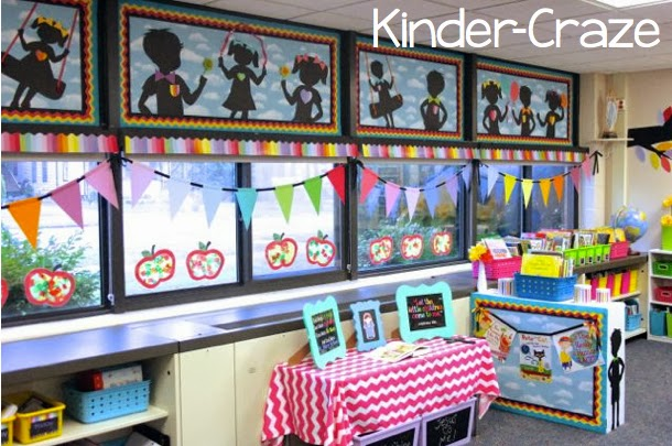 Classroom Decoration Space Theme ~ Classroom reveal at last