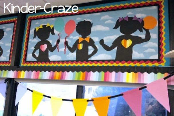 2013 Classroom Reveal At Last on Fun Spring Bulletin Boards