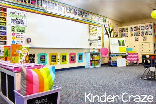 Classroom Decoration Preschool ~ Classroom reveal at last