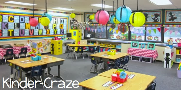 Classroom Design For Kinder ~ Classroom reveal at last