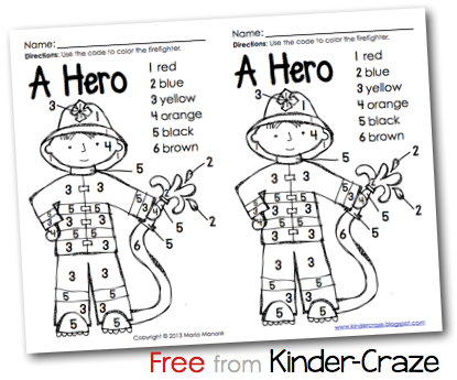 Fire Safety Coloring Pages Printable  Coloring Pages