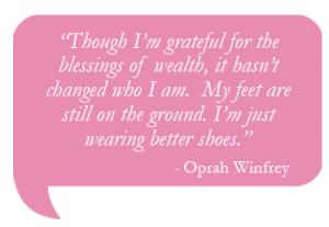 Oprah loves Tieks quote