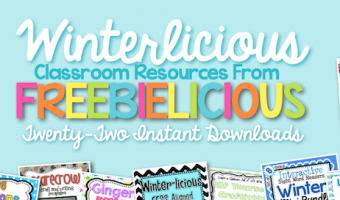 Winterlicious Educents Bundle from Freebielicious