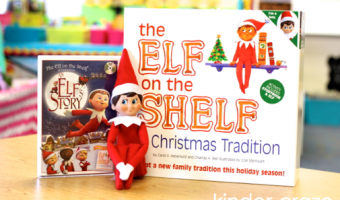 Preparing for My Classroom Elf</br> {Freebie Included}