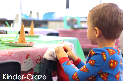 kindergarten Christmas party ideas